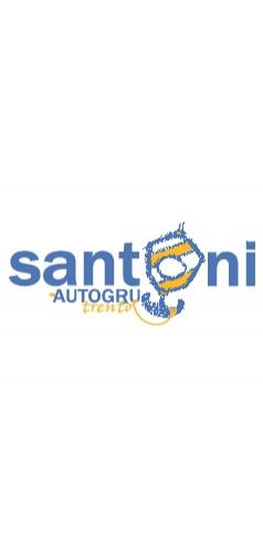 Logo Santoni Autogru Trento